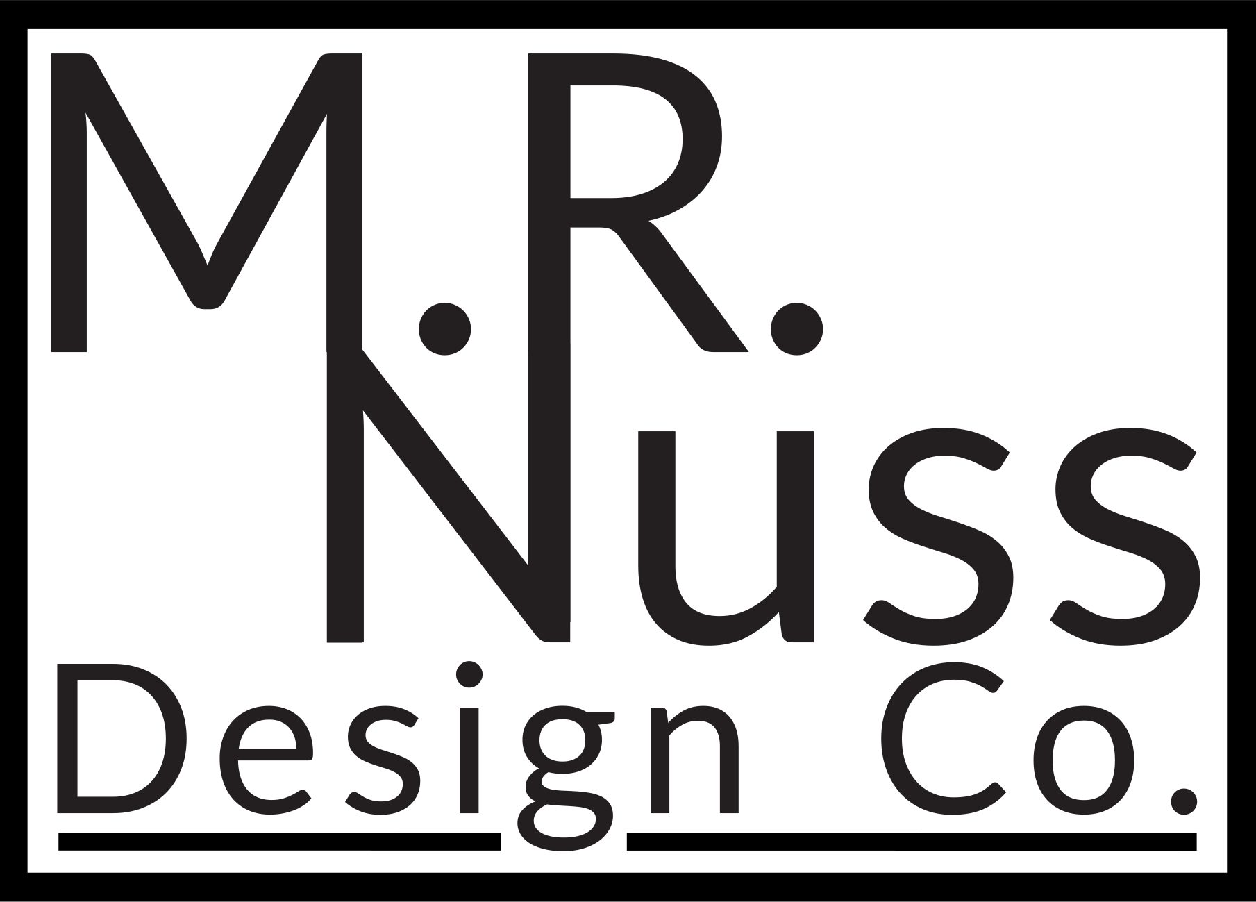 M. R. Nuss Design Co.